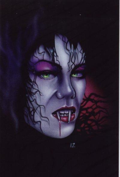 Femme on Femme Vampire